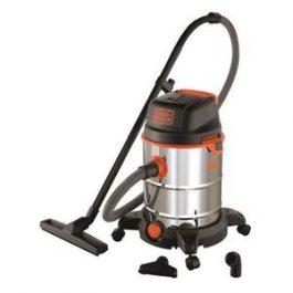 Aspirateur eau poussière inox 2200 w