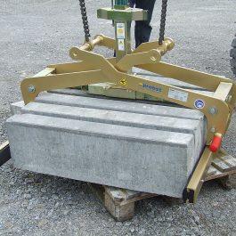 Pose bordure probst 50/480mm max cu 900kgs